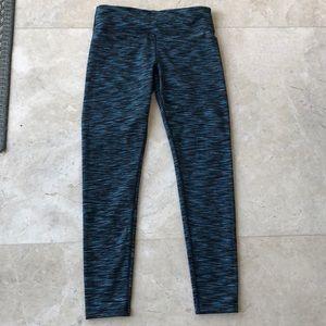 Pants - Blue leggings - super soft & comfortable